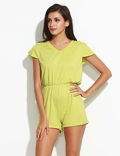 Žene Classic & Timeless Odjeća za igru - Classic Style, Jednobojni Jedna barva