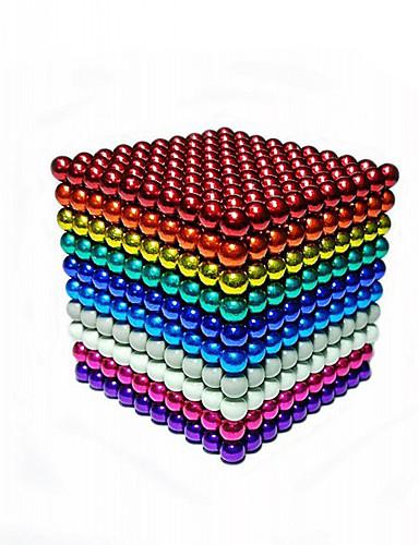 ราคาถูก Toys & Hobbies-216 pcs 5mm Magnetiske leker ลูกบอลแม่เหล็ก Building Blocks ซูเปอร์แข็งแกร่งหายากของโลกแม่เหล็ก Neodymium Magnet แม่เหล็ก Neodymium Magnet เก๋ไก๋และทันสมัย
