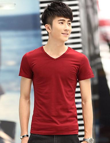 Tee-shirt Grandes Tailles Homme, Couleur Pleine