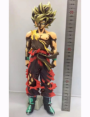 Dependable Dragon Ball Z Super Saiyan Trunks Msp Master Stars Piece Pvc Figure Collectible Model Toy Dbz Perfect In Workmanship Toys & Hobbies