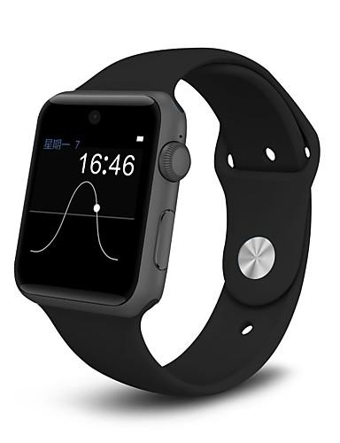 Pánské Chytré hodinky Digitální Dotykové Kalendář Chronograf Měřidla pro fitness Komunikace tachometr GPS hodinky Rychloměr Krokoměr