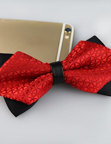 Χαμηλού Κόστους Αντρικές Γραβάτες & Παπιγιόν-Ανδρικά Ζακάρ Πάρτι / Γραφείο / Βασικό Γραβάτα