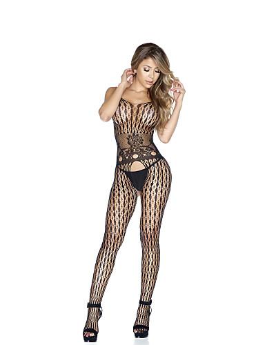 Women's Babydoll & Slips Nightwear - Backless, Jacquard