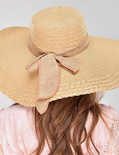 Women's Hat / Vintage / Classic & Timeless Linen Sun Hat - Solid Colored Pure Color / Summer