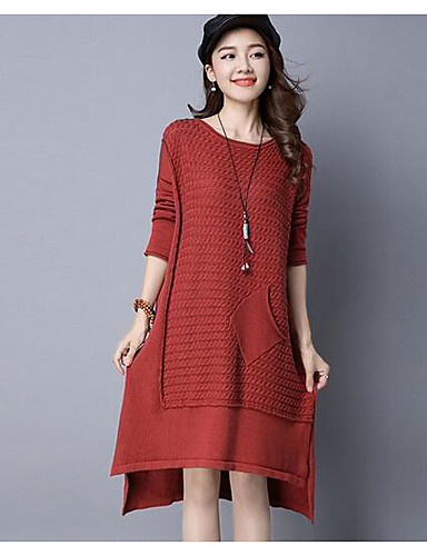 Women's Daily Sheath Dress