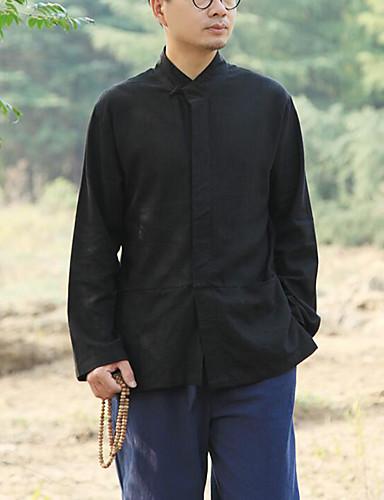 Men's Daily Chinoiserie Shirt