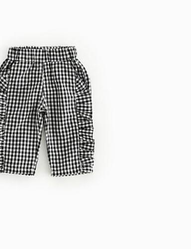 Boys' Solid Pants Summer