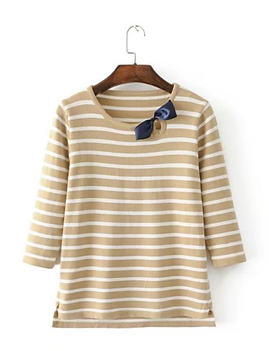 Women's Daily Going out Casual Regular Pullover