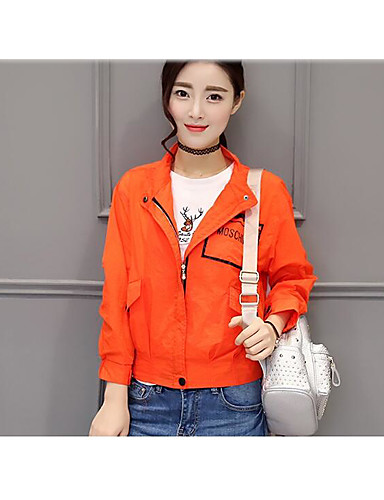Women's Business Other Matte Sport Spring Summer Coat,Solid Square Neck Long Sleeve Regular Modal Polyester