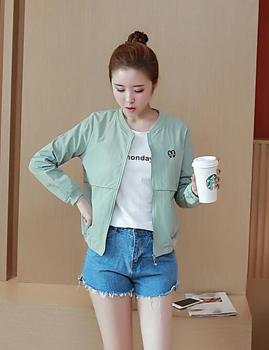 Women's Daily Casual Spring Jacket