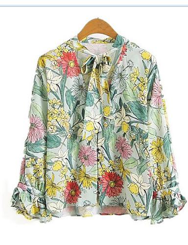 Women's Going out Casual Shirt