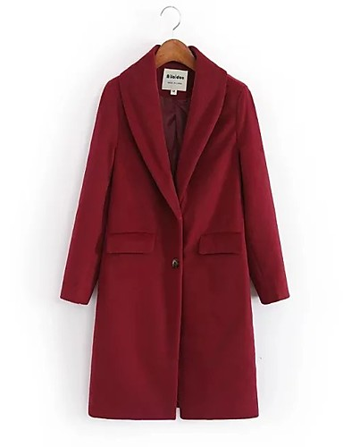 Women's Sports Going out Casual Spring Fall Coat