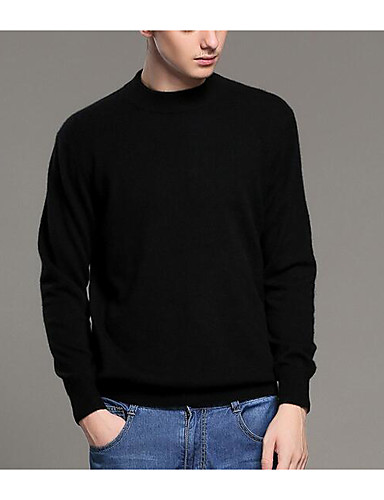 Men's Sports Going out Daily Sexy Casual Street chic Fall Winter T-shirt
