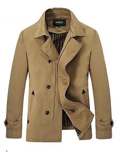 Men's Daily Casual Spring Denim Jacket