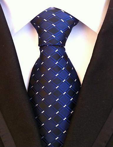 Men's Work Basic Necktie - Houndstooth