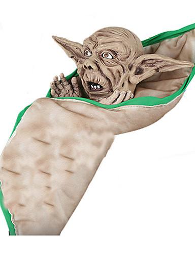 billige Halloween- og karnevalkostymer-Monstere Cosplay Halloween Utstyr Unisex Halloween Karneval Festival / høytid Karneval Kostumer Annen