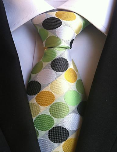 Men's Cute Holiday Necktie - Polka Dot