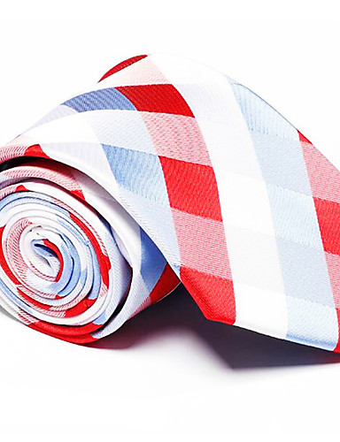 Men's Party / Work / Basic Necktie - Striped