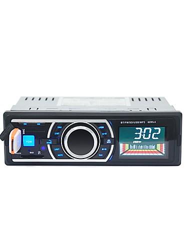 povoljno Auto elektronika-auto kazetofon 12v auto stereo fm radio mp3 audio player 5v punjač usb / sd / aux / ape / flac auto elektronika subwoofer in-dash