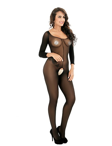 Women's Sexy Ultra Sexy Nightwear Solid Colored