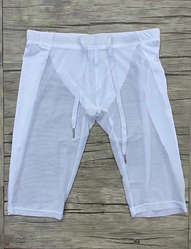 Herrn Gitter Super Sexy Solide - Lange Unterhosen
