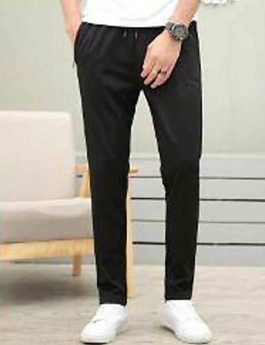 בגדי ריקוד גברים כותנה הארם מכנסיים אחיד