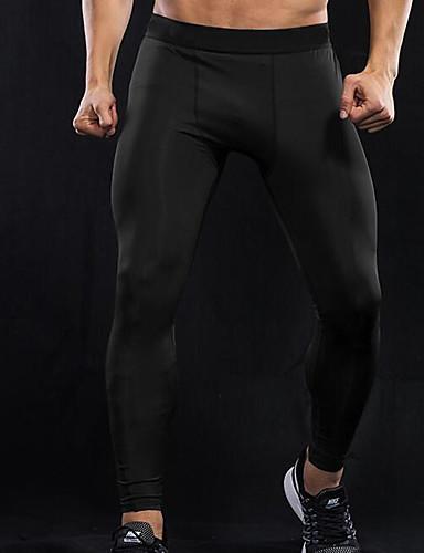 בגדי ריקוד גברים פשוט מכנסי טרנינג מכנסיים אחיד