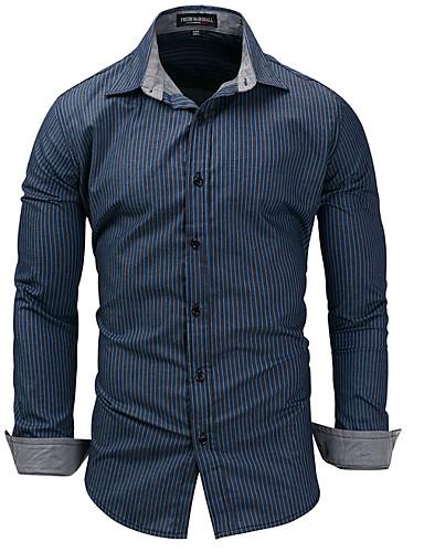 אחיד וינטאג' חולצה - בגדי ריקוד גברים