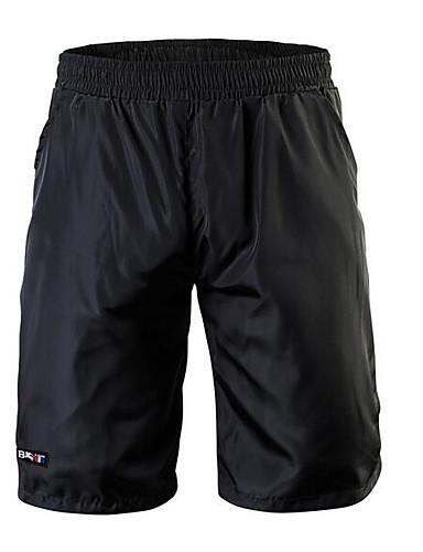 Męskie Bawełna Krótkie spodnie Spodnie Jendolity kolor