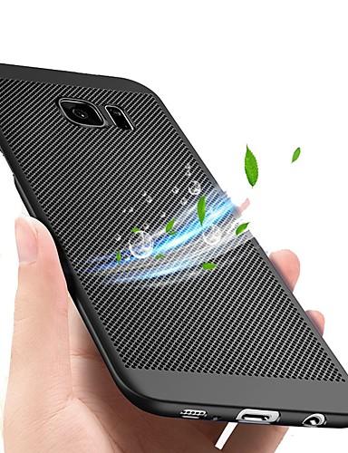 Etui Käyttötarkoitus Samsung Galaxy S9 / S9 Plus / S8 Plus Ultraohut Takakuori Yhtenäinen Kova Muovi