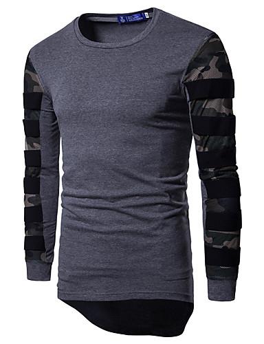 T-shirt Męskie Aktywny kamuflaż