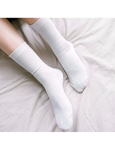 בגדי ריקוד נשים בינוני גרביים-אחיד