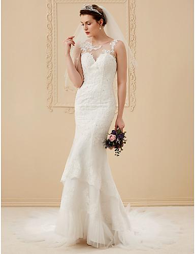 d3ab0fcd95a Low Back, Wedding Dresses, Search LightInTheBox