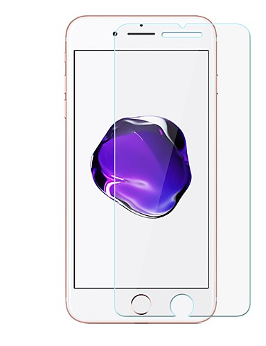 AppleScreen ProtectoriPhone 7 9H tvrdoća Prednja zaštitna folija 1 kom. Kaljeno staklo