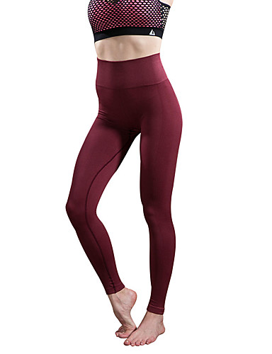 145f678be Women s Yoga Pants Sports Cotton High Rise Tights Leggings Zumba Running  Fitness Activewear Breathable Quick Dry Butt Lift High Elasticity