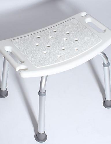 Scaun pentru baie Simplu / Multifuncțional / Pliabil Comun / Modern Metalic / Plastic 1 buc Decorarea băii