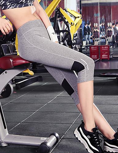 Pentru femei Talie Înaltă Zvelt Pantaloni Sport Pantaloni Mată