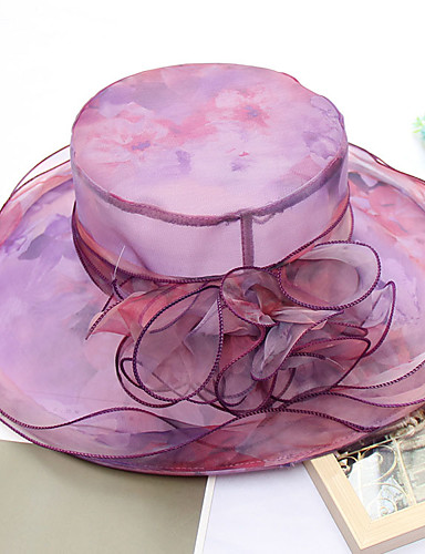 583850fbd918a Women s Active Holiday Straw Lace Straw Hat-Solid Colored Ruffle Summer  Purple Wine Khaki