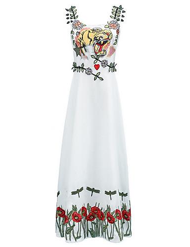 Žene Izlasci Korice Haljina S naramenicama Midi
