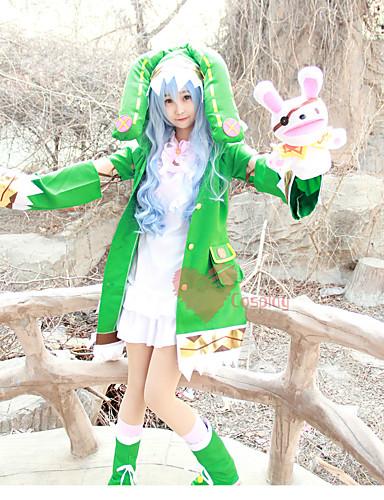 levne Cosplay a kostýmy-Inspirovaný Date A Live Yoshino Anime Cosplay kostýmy Cosplay šaty Komiks Kostým Pro Dámské