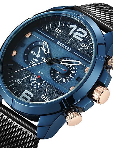 herrn sportuhr armbanduhr japanisch quartz armbanduhren f r den alltag cool gro es ziffernblatt. Black Bedroom Furniture Sets. Home Design Ideas