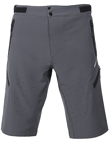 cheap Cycling Clothing-Arsuxeo Men's Cycling MTB Shorts Bike Baggy Shorts MTB Shorts Pants Breathable Quick Dry Anatomic Design Sports Polyester Spandex Army Green / Blue / Dark Gray Mountain Bike MTB Road Bike Cycling