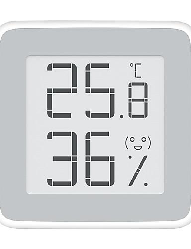 voordelige Uitverkoop-xiaomi miaomiaoce mmc - c201 e-ink screen thermometer - wit