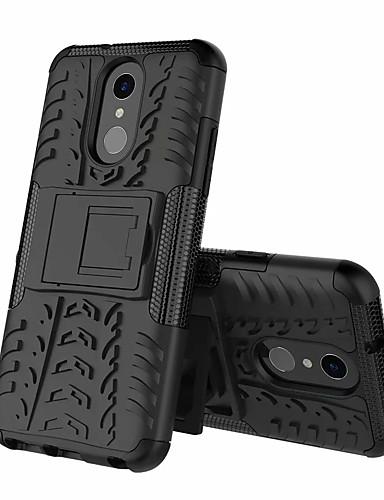 Θήκη Za LG LG Q7 sa stalkom Stražnja maska Oklop Tvrdo PC