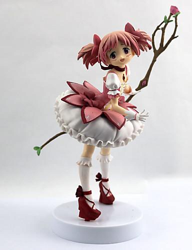 levne Cosplay a kostýmy-Anime Čísla akce Inspirovaný Puella Magi Madoka Magica Madoka Kaname PVC 22 cm CM Stavebnice Doll Toy