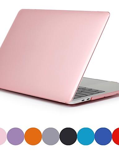 MacBook torbica za zrak pro retina 11 12 13 15 poklopac prijenosnog računala čvrsta boja prozirna mat crna PVC kutija za MacBook novi pro 13,3 15 inčni s dodirnom trakom