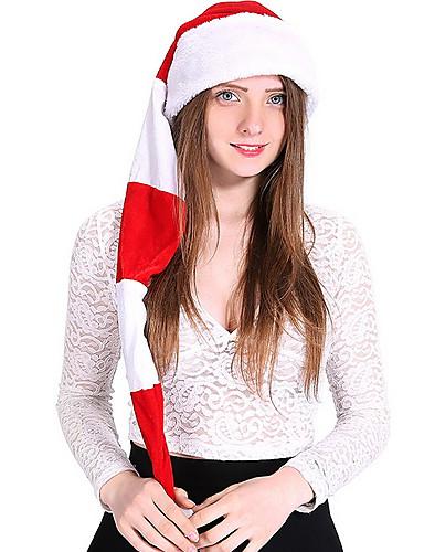 Dame Fest Blød Hat Farveblok