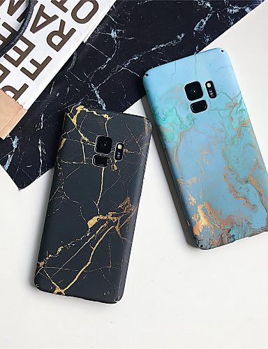 Θήκη Za Samsung Galaxy S9 Plus / S9 Mutno / Uzorak Stražnja maska Mramor Tvrdo PC za S9 / S9 Plus / S8 Plus