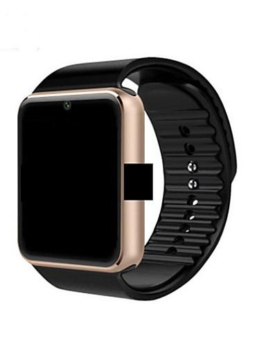 Par je Sportski sat Šiljci za meso Silikon Crna / Crvena Bluetooth Kalendar Daljinsko upravljanje Analogni-digitalni Ležerne prilike Moda - Silver / Black Gold / crna Zlatna / Crvena