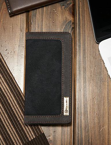 Θήκη Za Samsung Galaxy S7 edge Novčanik / Utor za kartice / sa stalkom Korice Jednobojni Tvrdo Tekstil